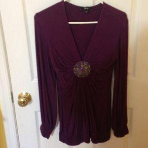 Purple Sky Dress