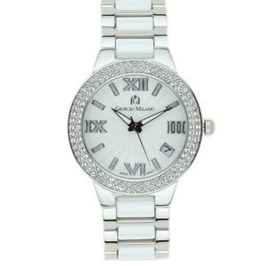 GIORGIO MILANO WATCH with Swarovski crystal
