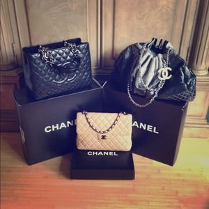 ❤️❤️just sharing!❤️❤️AUTHENTIC CHANEL HANDBAGS