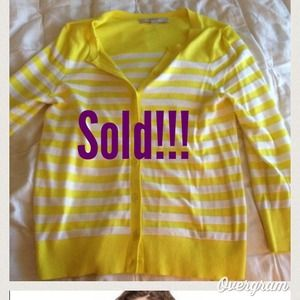 Ann Taylor Loft xs striped sweater