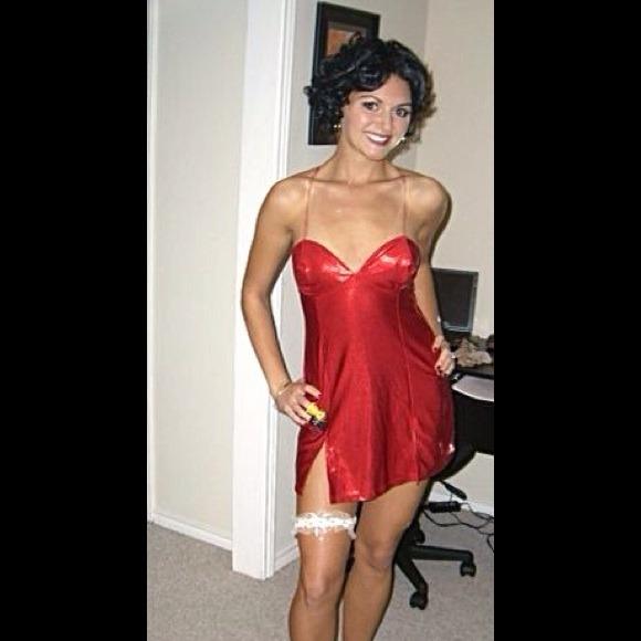 Sexy Betty Boop Costume 31