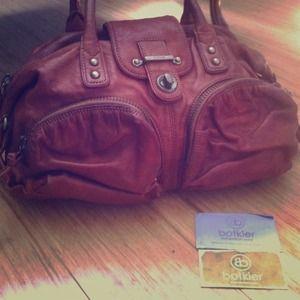 Botkier authentic leather satchel