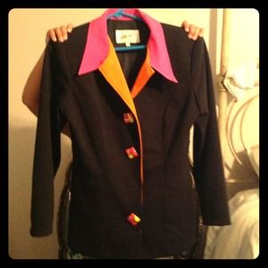 Amazing blazer!!! Not CHANEL.