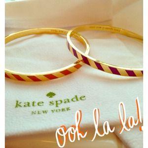 Kate Spade Idiom Bangles $29/ 1 bangle