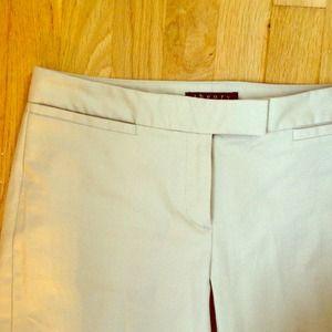 Theory beige pants