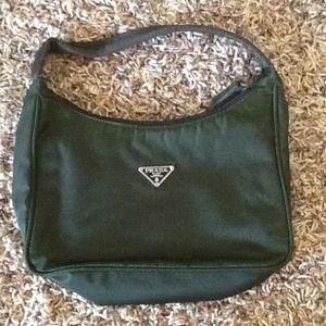 Authentic Small Prada shoulder bag