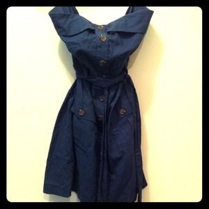 Patti dress with pockets.
