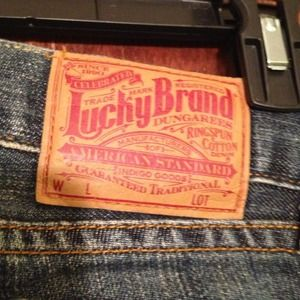 Barely worn Lucky Jeans Lil Maggie 6/28 Short