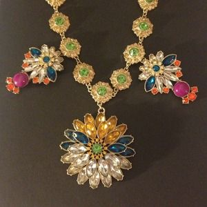 Gorgeous J.Crew Statement Necklace