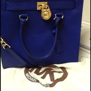 NOT FOR SALE!!!!Michael Kors Hamilton Handbag NWT!