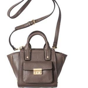 Phillip Lim for Target mini satchel in taupe