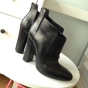 Alexander Wang Boots - Alexander Wang Kim Ankle Boot