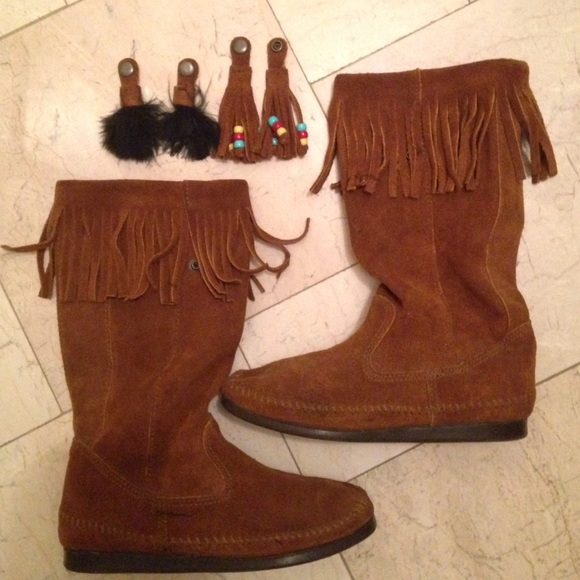 Minnetonka Single Fringe cheap official site cheap pay with visa cheap 2014 newest ebay cheap online brand new unisex online aw0Ioe
