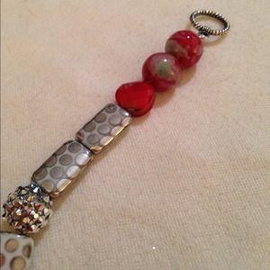 Jewelry - OSU inspired bracelet!