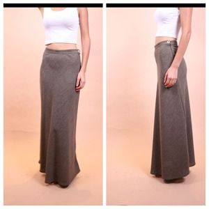 Long Fall/Winter Skirt
