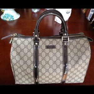 4268d37ba038 Gucci Bags | Joy Medium Boston Satchel | Poshmark