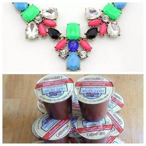 Bundle necklace and K Cups