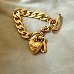 Juicy Couture Jewelry - Juicy Couture Bracelet REDUCED