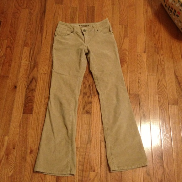 73% off Arizona Pants - Arizona Corduroy Pants from Tori's closet ...