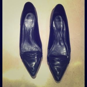 ** REDUCED ** Zara Kitten Heels