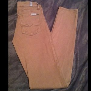 7 for all mankind Jeans