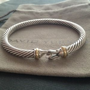 DAVID YURMAN AUTHENTIC BRACELET CABLE
