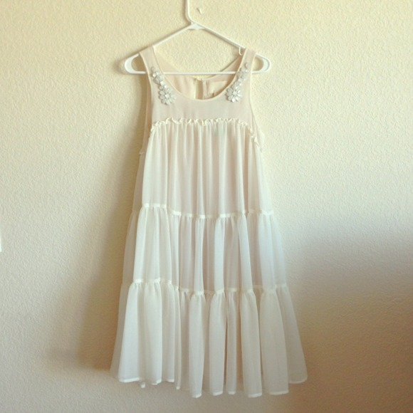 H&M Dresses - H&M white dress