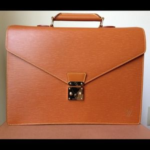 Authentic Louis Vuitton Men's Briefcase