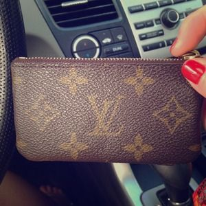 Sold!!! Authentic Louis Vuitton Coin Pouch