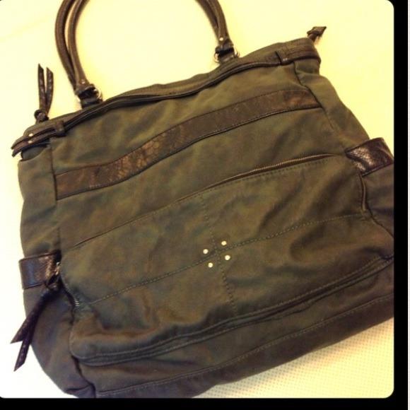 Converse Handbags - Green and black Converse handbag 1254e072488fa