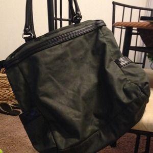 Converse Bags - Green and black Converse handbag d864c89796766