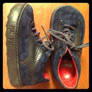 Pom d'Api Shoes - Size 22 (5) boys Pom D'Api shoes