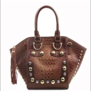 Designer-Inspired Handbag