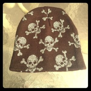 Accessories - Skull Beanie✂️price✂️