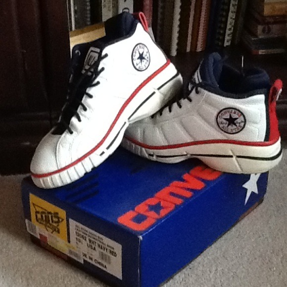47d509a9573a Converse Other - Men s Converse AllStar 2000 Basketball shoe.