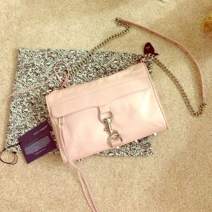 Authentic Rebecca Minkoff MAC Clutch