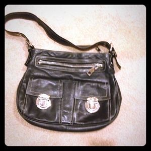 Marc Jacobs elegant black bag.