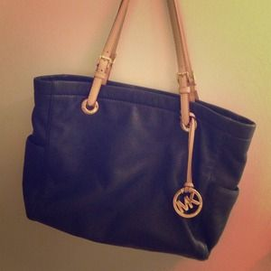 Used MK bag needs more loving
