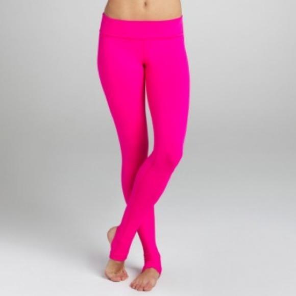 Beyond Fitness Leggings: Yoga Stirrup Leggings