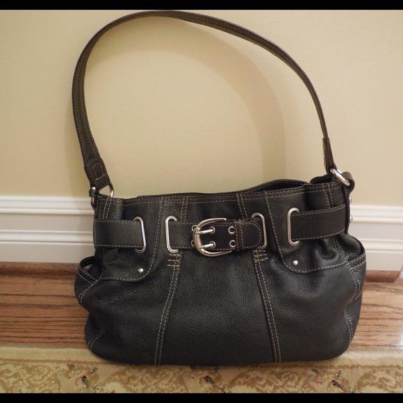 79% off tignanello Handbags - SALE TODAY ONLY! Black Tignanello ...