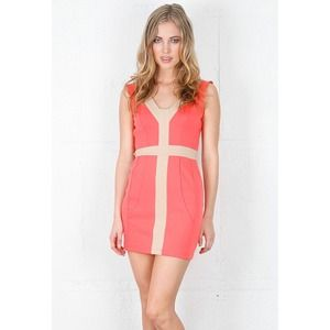 ⚡️SALE!! FINDERS KEEPERS one track mind body dress