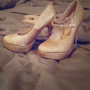Glitter Pumps- MaryJanes SPARKLE✨