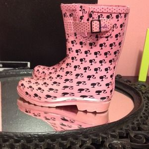 Shoes - Barbie rain boots WAS $12 NOW $7