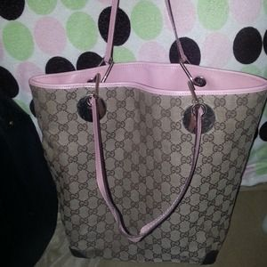 Authentic Gucci tote