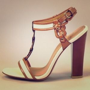 Mark+James by Badgley Mischka T-Strap Sandals