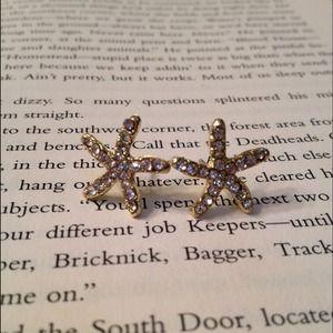 Jewelry - 📦BUNDLED!📦Starfish Earrings