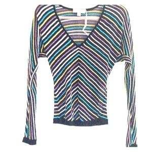 Vintage Missoni Striped Top