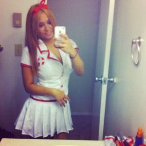 Dresses & Skirts - ‼️SALE‼️XS Adult nurse costume 💉🏥