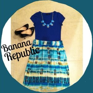 Banana Republic Dresses & Skirts - 🎉HOST PICK🎉Banana Republic skirt