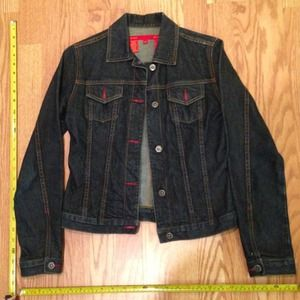 BCBG MaxAzria Denim Jean Jacket